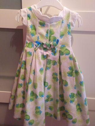 vestido pique talla 2