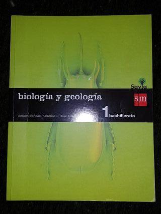 LIBRO BIOLOGÍA 1 BACHILLERATO