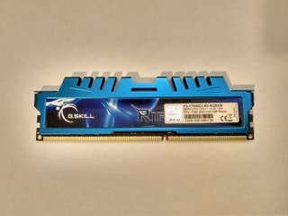 G.Skill Ripjaws X DDR3 2133 PC3-17000 1x4GB CL9