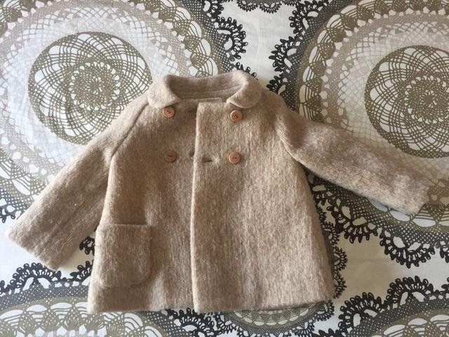 52bb36b10 Abrigo niña, talla 12/18 de segunda mano por 10 € en Elche en WALLAPOP