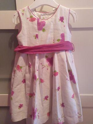 vestido pique talla 3