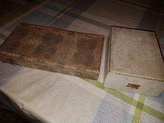 estuches de cubiertos antiguos