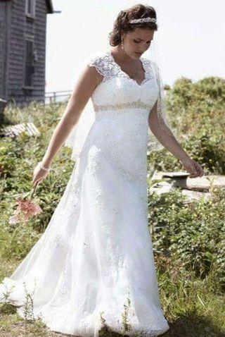 vestido talla grande de segunda mano en la provincia de lleida en