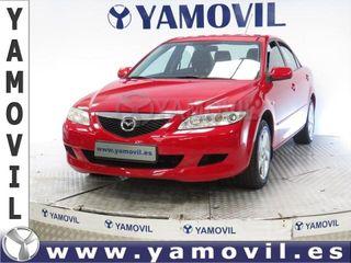 Mazda Mazda 6 2.0 16v CRTD Active 89 kW (121 CV)