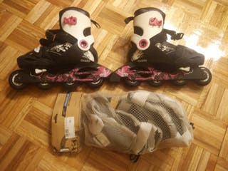Patines linea mujer 37