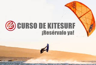 Kitesurf Curso y Material