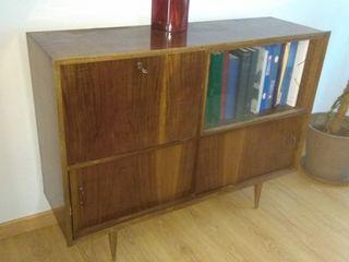 Mueble bar años 60-70.
