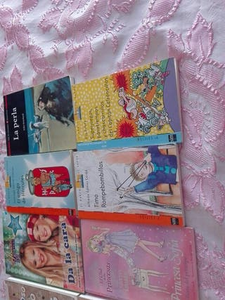 libros lectura infantiles