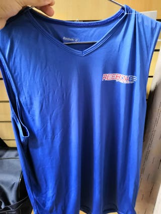camiseta hombre Reebok talla S