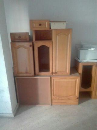 Muebles de cocina de segunda mano por 70 en sevilla en wallapop - Muebles de cocina en sevilla ...