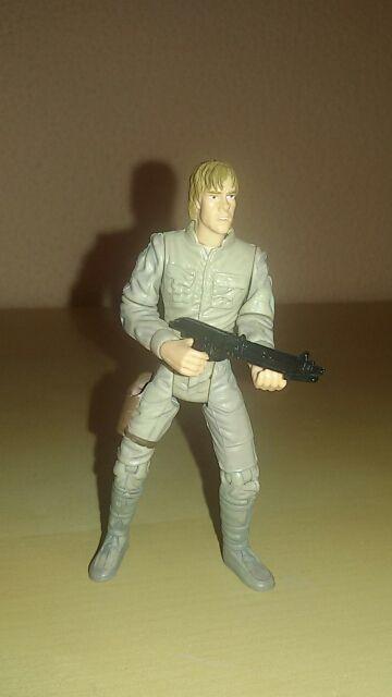 figura hasbro star wars Luke skywalker