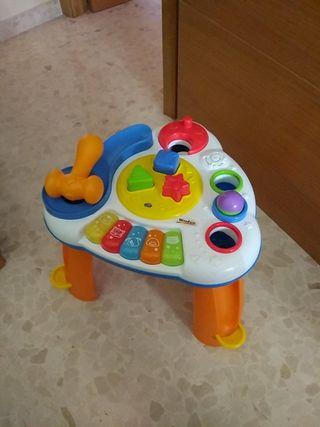 mesa musical actividades