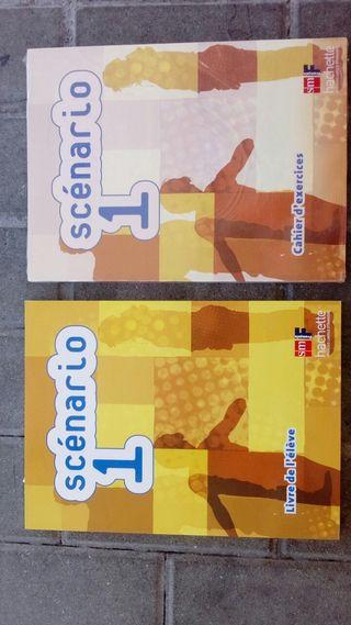 libros frances scénario 1 nuevos
