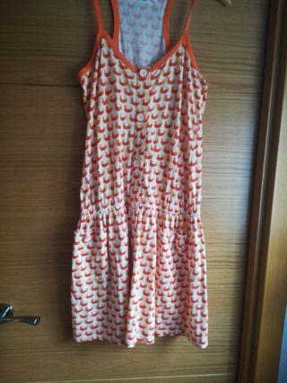 vestido woman secret T40