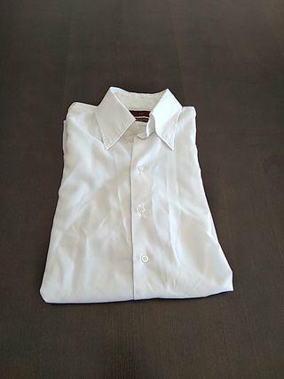 Camisa de traje de hombre de Zara