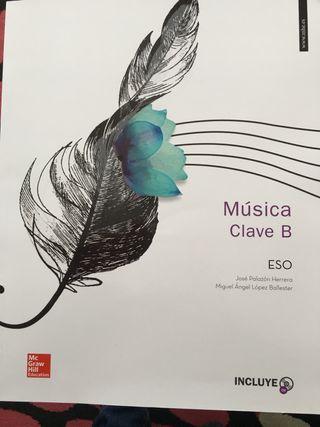 Libro texto Música 2 ESO NUEVO