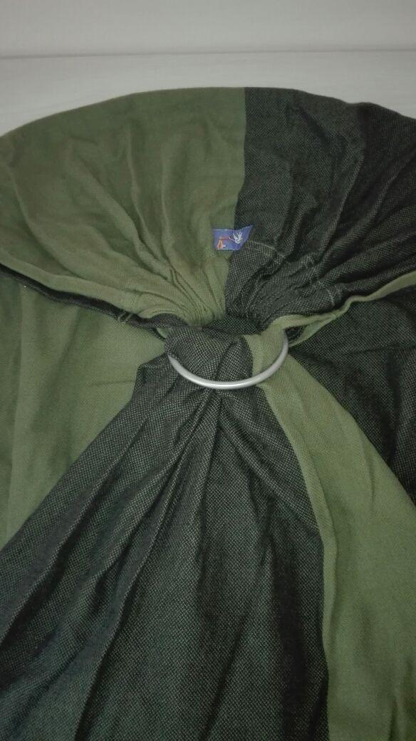 Bandolera de anillas Hoppediz - Modelo Panama