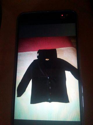 chaqueta y jersey de mujer