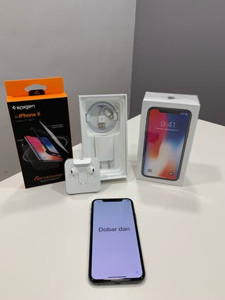 iPhone X 64GB / Gris espacial