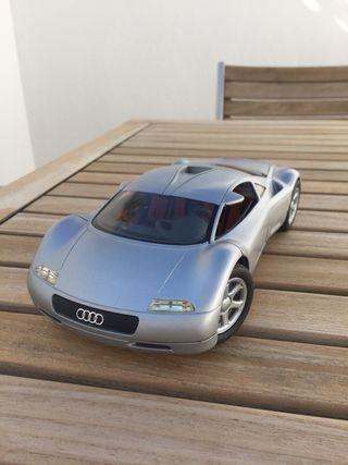Maqueta Audi Avus concept 1:18