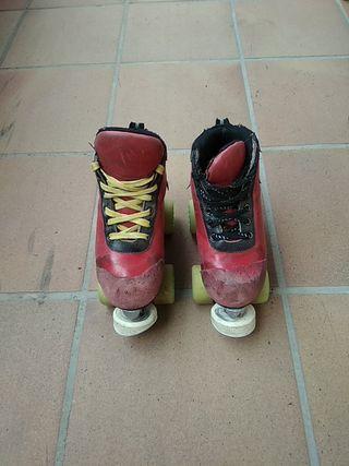 patines hockey N. 34