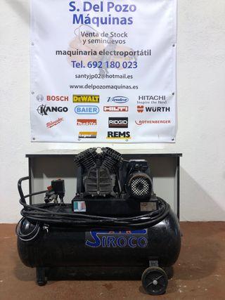 Uniair compresor 100l-3cv