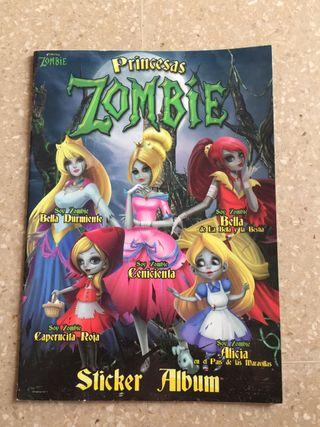 Princesas ZOMBIE