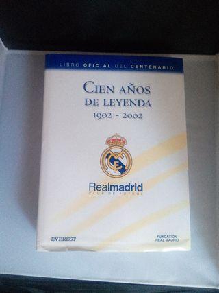 REAL MADRID LIBRO OFICIAL DEL CENTENARIO