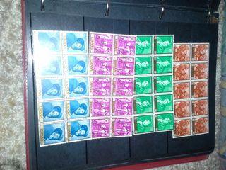 sellos españa y extranjeros