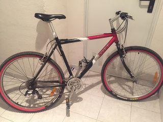 Bicicleta scott rígida
