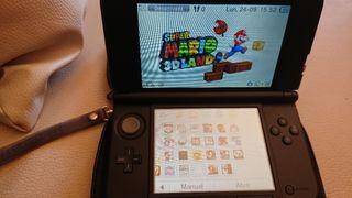 Nintendo 3D XL como nueva