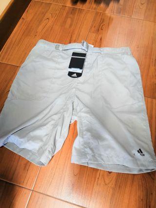 pantalón hombre adidas talla 44 como M