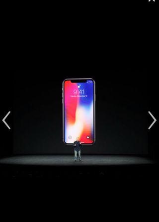 iPhone X 256 gigas nuevo