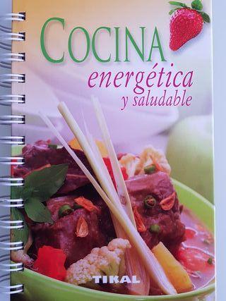 Cocina energética y saludable.