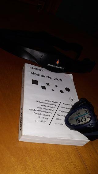 Reloj Casio sport chr 100 ritmo cardiaco Casio: ph de