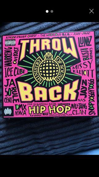 Music CDs.