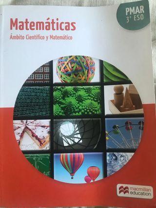 Libro matemáticas 3eso pmar