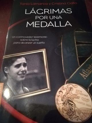 Lágrimas por una medalla