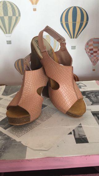 Zapatos En Wallapop Mano De Huelva Nude La Provincia Segunda r4Igrnw8