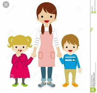 Cuidar niños/as