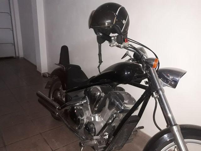 honda fury vt1300cx custom