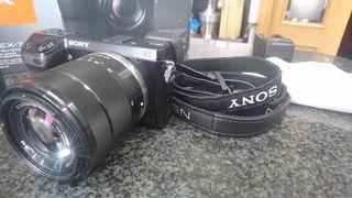 Cámara Sony Nex 7
