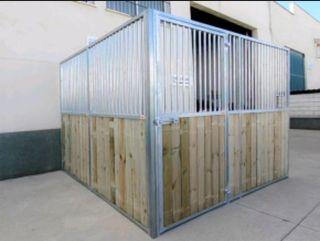 box para caballo