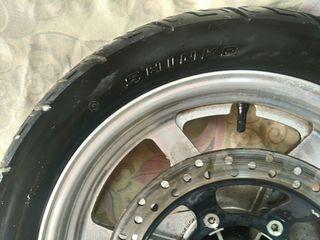 rueda Hyosung águila