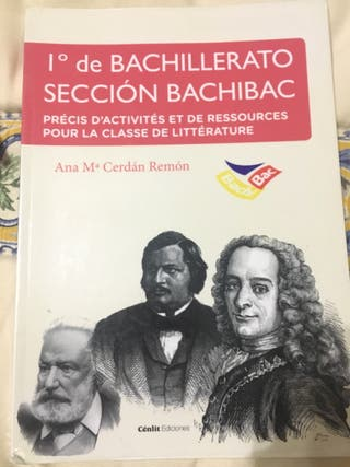 Libro 1* Bachillerato Bachibac