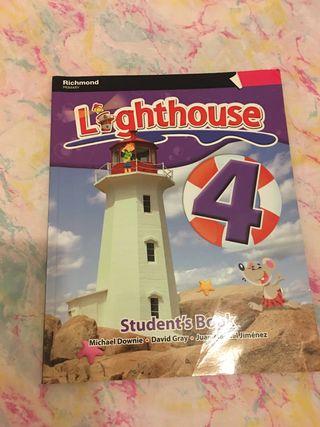 Libro inglés primaria
