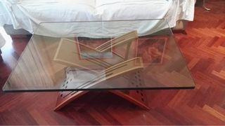 Mesa madera maciza diseño