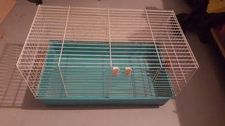 jaula roedor hámster cobaya conejo