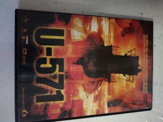 Película DVD U-571