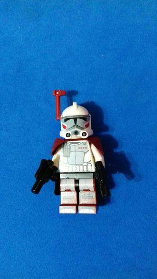 lego star wars original Clon Especialista